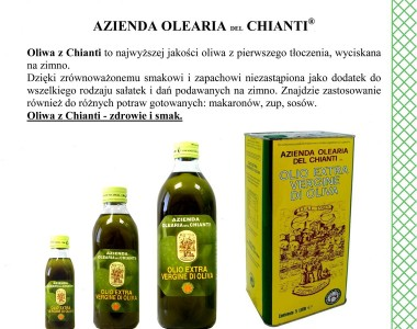 Oliwy Chianti