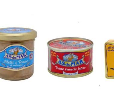 Tuńczyk i sardynki z Azorów